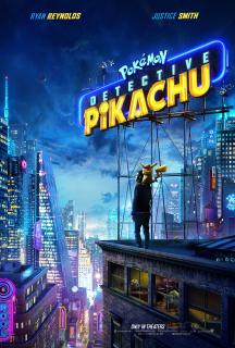 Poster de:1 Pokémon Detective Pikachu