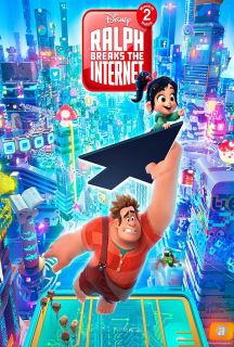 Poster de:1 Ralph Breaks the Internet
