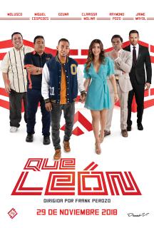 Poster de:2 ¡Qué León!