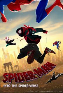 Poster de:2 Spider-Man: Into the Spider-Verse