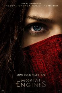Poster de:2 Mortal Engines