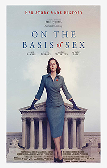 Poster de:2 On the Basis of Sex