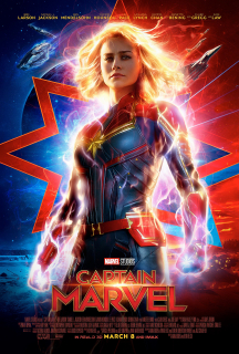 Poster de:1 Captain Marvel