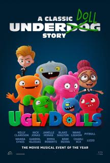 Poster de:1 UglyDolls
