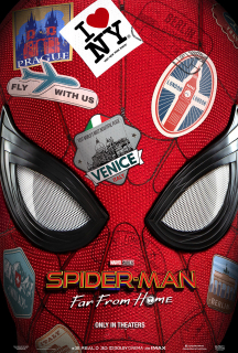 Poster de:1 Spider-Man: Far from Home