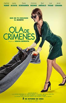 Poster de:2 Ola de Crímenes
