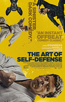 Poster de:2 The Art Of Self-Defense