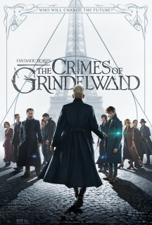 Poster de:1 Fantastic Beasts: The Crimes of Grindelwald