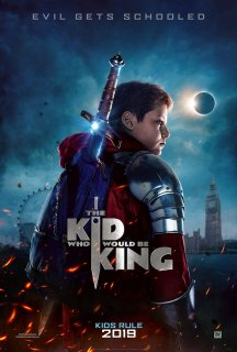 Poster de:2 The Kid Who Would Be King