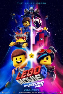 Poster de:2 The Lego Movie 2: The Second Part