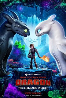 Poster de:1 How to Train your Dragon: The Hidden World