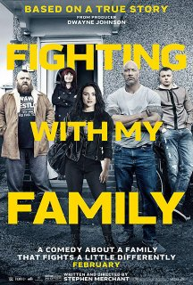 Poster de:2 Fighting With My Family