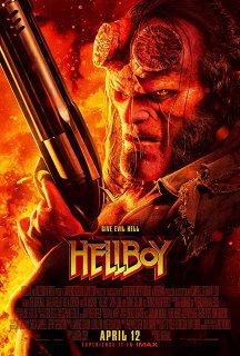 Poster de:1 Hellboy