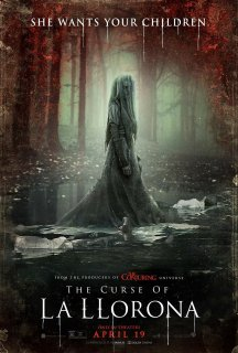 Poster de:1 The Curse of La Llorona