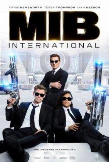 Poster de:1 Men in Black: International